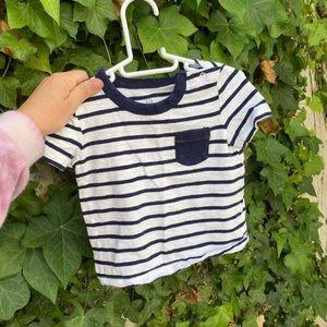 Baby Gap stripe T shirt